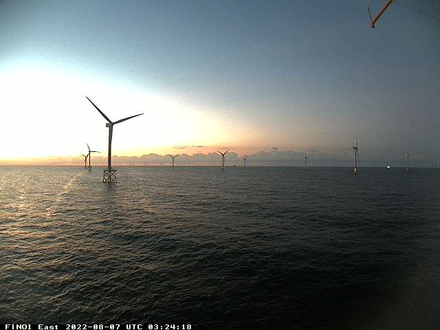 Webcams Borkum